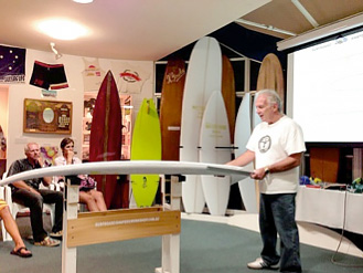 Surfboard Shapers