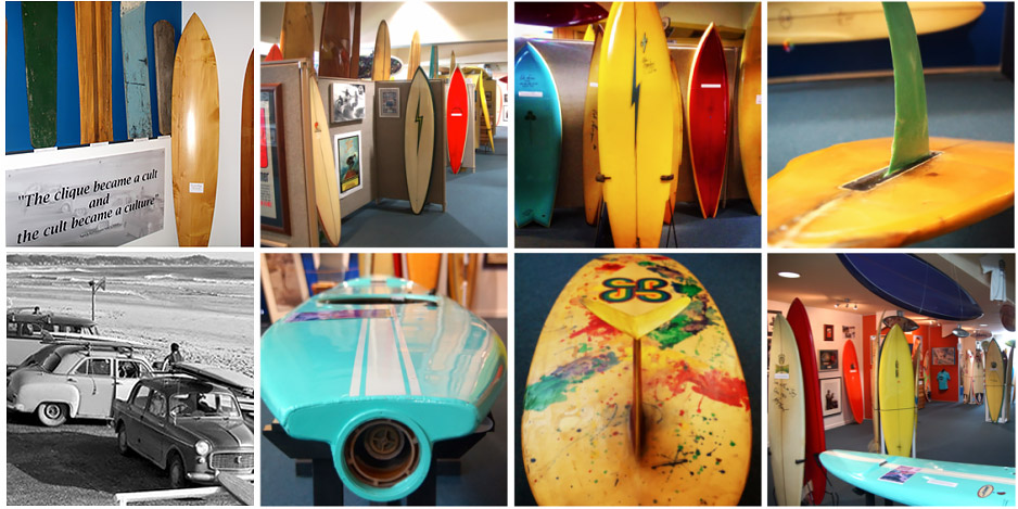 Surf World Gold Coast Exhibits