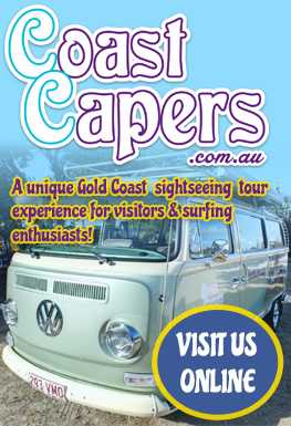 Gold Coast Tours with Coast Capers