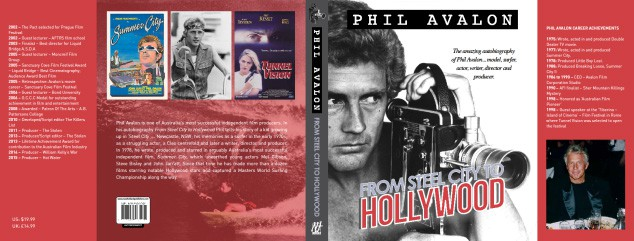 'From Steel City To Hollywood', An Evening with PHIL AVALON 19 February
