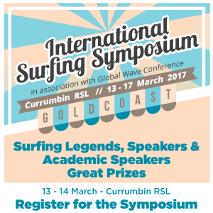 INTERNATIONAL SURFING SYMPOSIUM