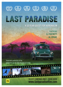 last paradise poster