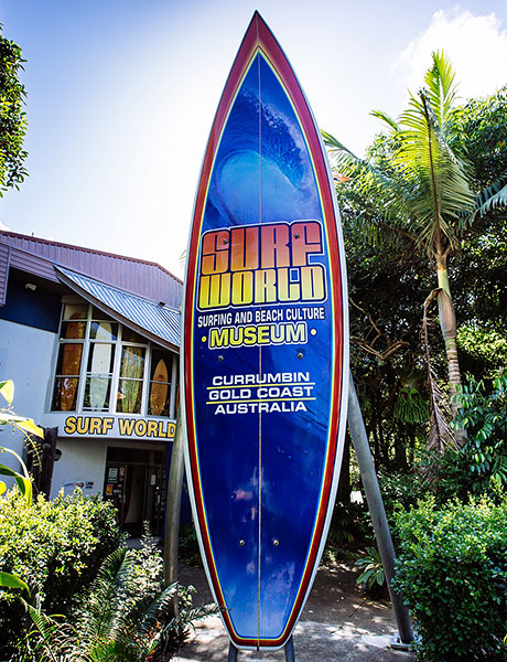 Welcome to Surf World