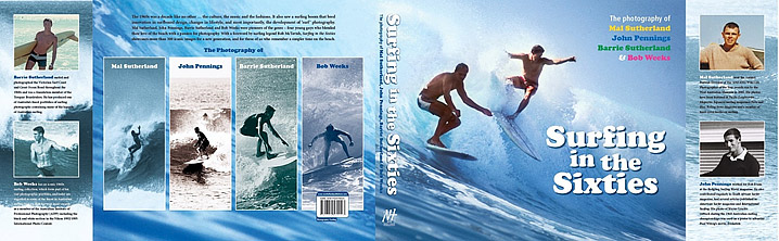 surfing in the sixties book