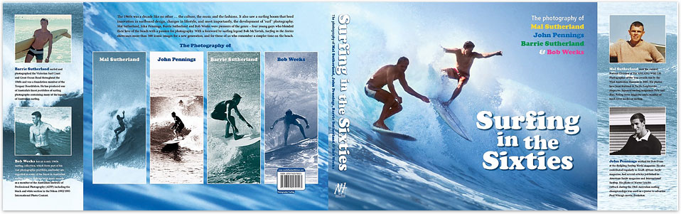 surfing in the sixties book cover