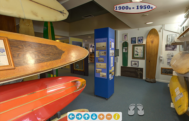 Surf World Virtual Tour