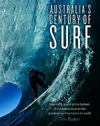 Tim Baker book launch 'Century of Surf'