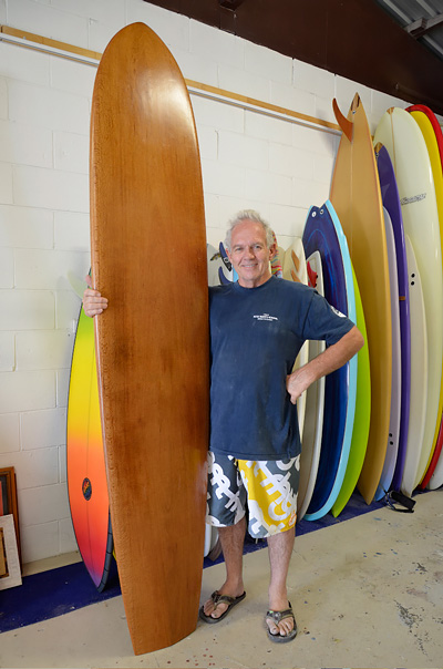 The Art of Surfboard Shaping 15th Feb