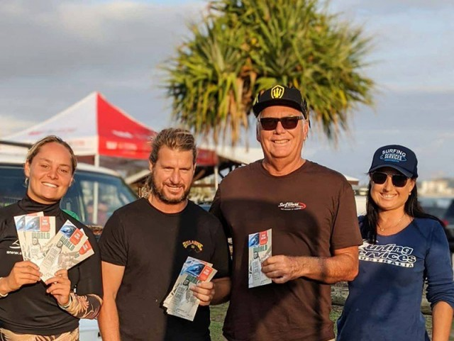 SURFING SERVICES AUSTRALIA WILDLIFE FUNDRAISER + Family Day