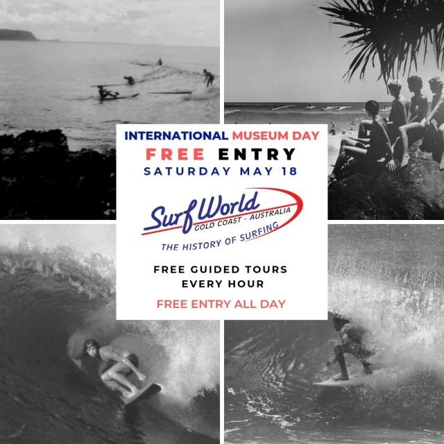 International Museum Day at SurfWorld