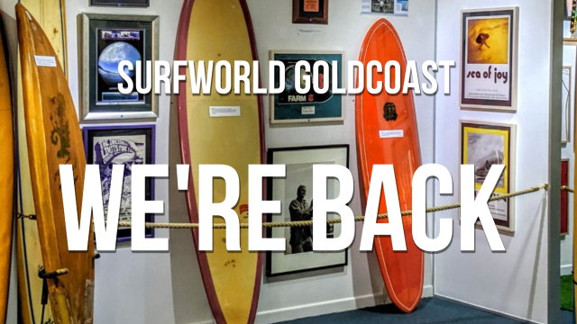 SurfWorld Gold Coast is reopening Friday July 26th